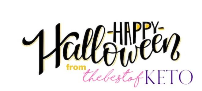 halloween keto