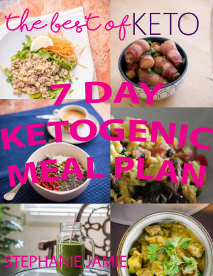 7 Day Meal Plan Cover